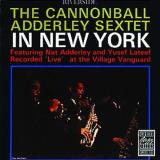 Cannonball Adderley In New York