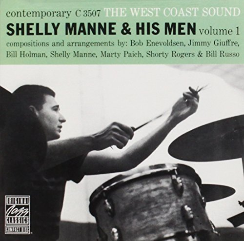 Shelly Manne Vol. 1 West Coast Sound