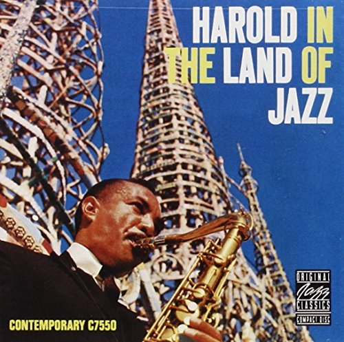Harold Land In The Land Of Jazz