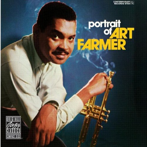 Art Farmer Portrait Of
