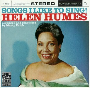 Helen Humes Songs I Like To Sing