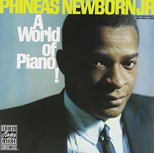 Phineas Jr. Newborn World Of Piano