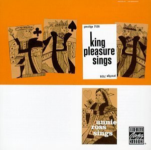 Pleasure Ross King Pleasure Sings Annie Ross