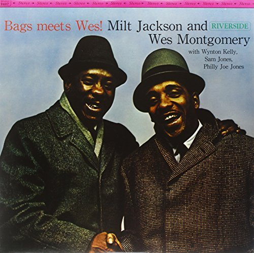 Milt & Wes Montgomery Jackson Bags Meets Wes!