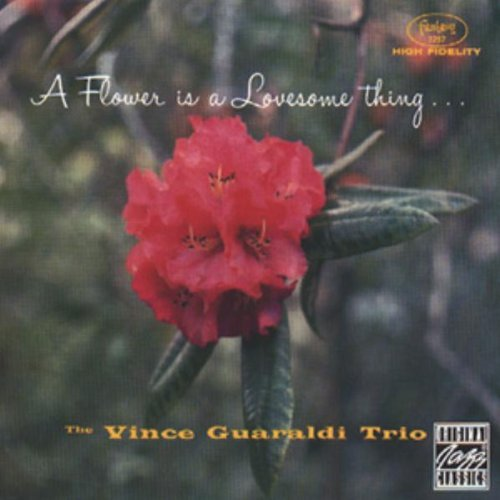 Vince Guaraldi Flower Is A Lovesome Thing CD R
