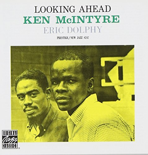 Mcintyre Dolphy Looking Ahead CD R