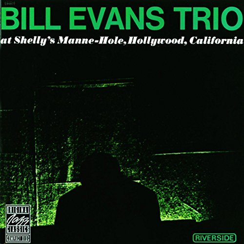 Bill Trio Evans At Shelly's Manne Hole