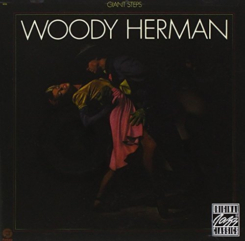 Woody Herman Giant Steps CD R