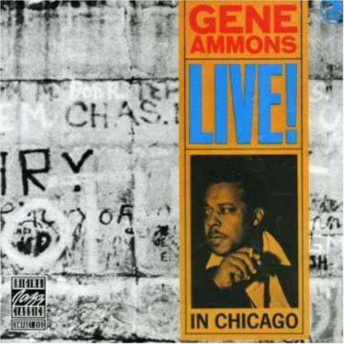 Gene Ammons Live! In Chicago