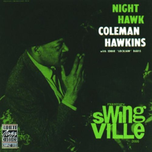 Coleman Hawkins Night Hawk CD R