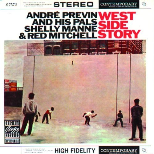 Andre & Pals Previn West Side Story