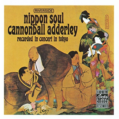 Cannonball Adderley Nippon Soul CD R