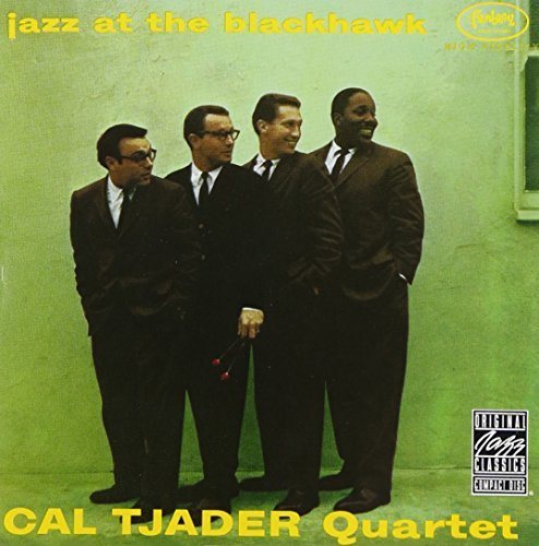 Cal Quartet Tjader Jazz At The Blackhawk