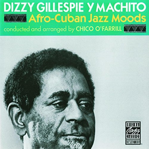 Dizzy Y Machito Gillespie Afro Cuban Jazz Moods CD R