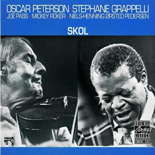 Peterson Grappelli Pass Roker Skol CD R