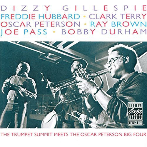 Gillespie Hubbard Terry Pass D Trumpet Summit Meets Oscar Pet