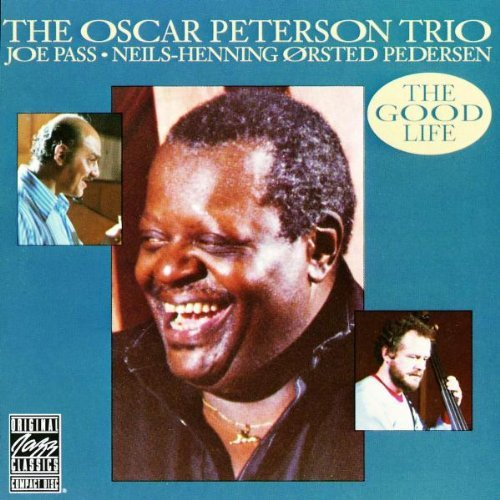 Oscar Trio Peterson Good Life CD R