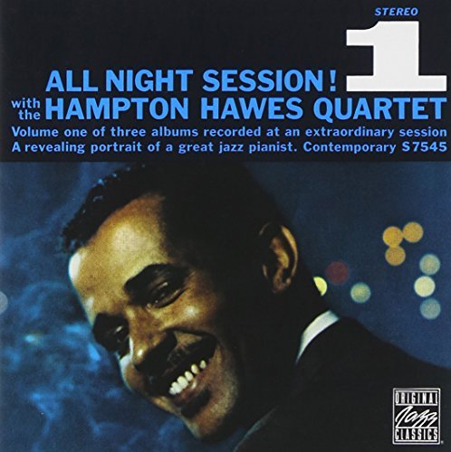 Hampton Quartet Hawes Vol. 1 All Night Session CD R