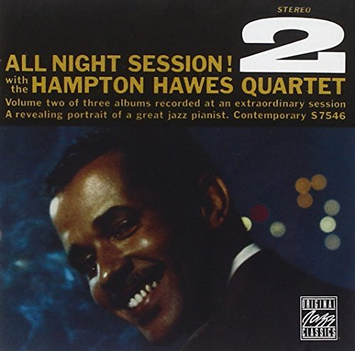 Hampton Quartet Hawes Vol. 2 All Night Session