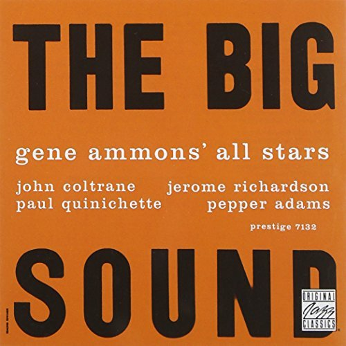 Gene All Stars Ammons Big Sound