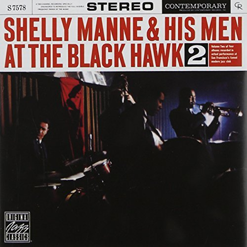 Shelly Manne Vol. 2 At The Black Hawk