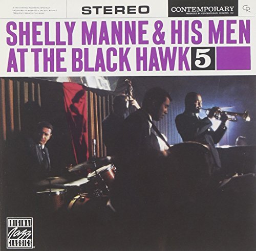 Shelly Manne Vol. 5 At The Black Hawk