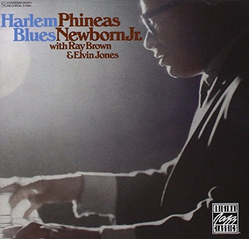 Phineas Jr. Newborn Harlem Blues