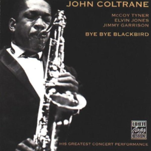 John Coltrane Bye Bye Blackbird CD R