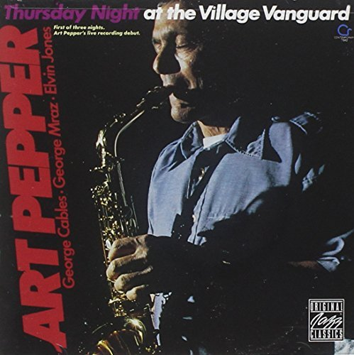 Art Pepper Thursday Night At Village