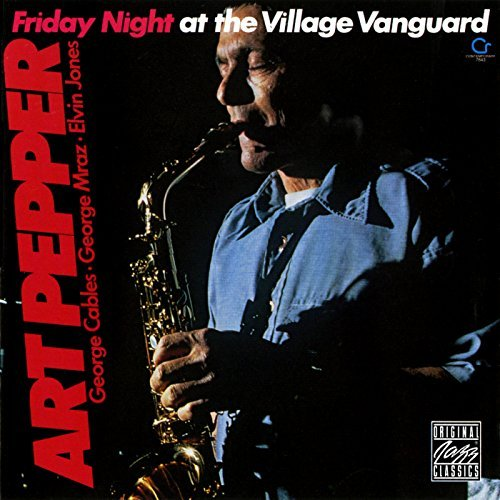 Art Pepper Friday Night At The Village Va
