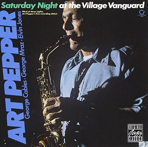 Art Pepper Saturday Night At The Village