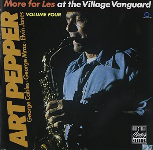 Art Pepper More For Les At The Village