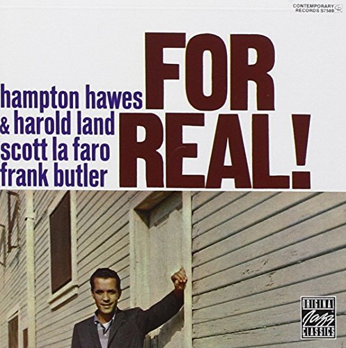 Hampton Hawes For Real