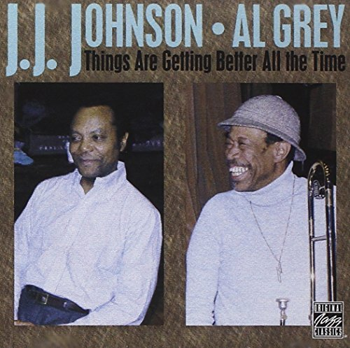 Johnson Grey Things Are Getting Better All CD R