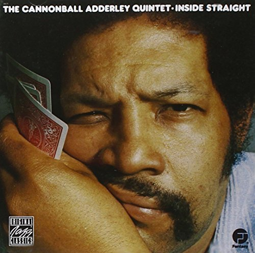 Cannonball Adderley Inside Straight CD R