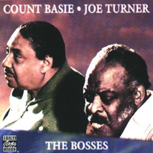 Basie Turner Bosses CD R
