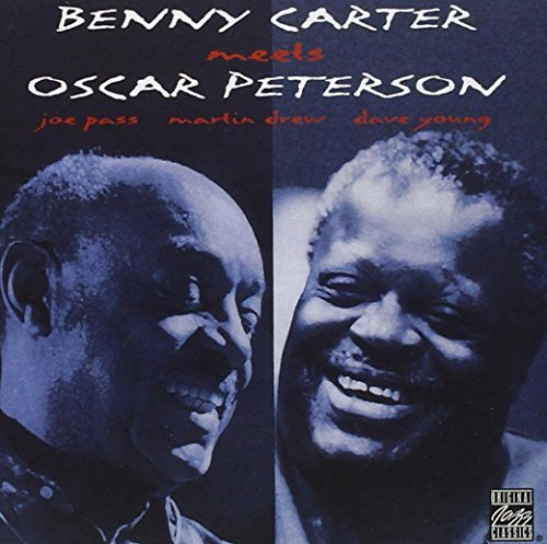 Carter Peterson Benny Carter Meets Oscar P.