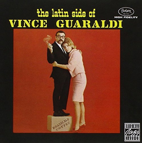 Vince Guaraldi Latin Side Of Vince Guaraldi