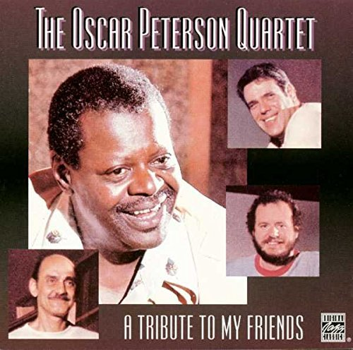 Oscar Peterson Tribute To My Friends Feat. Pass Pedersen Drew