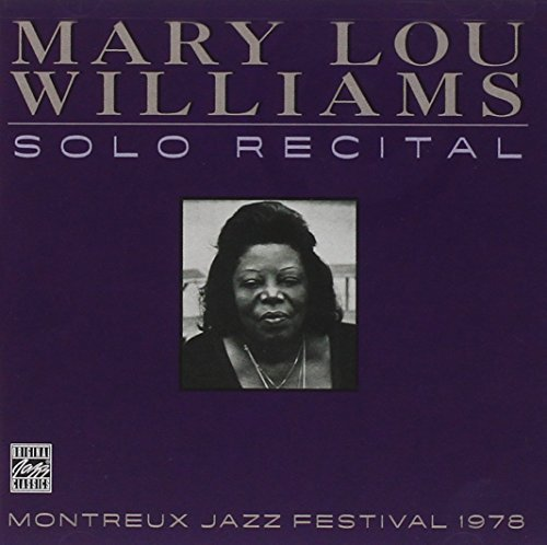 Mary Lou Williams Recital 1978 Monterey Jazz Fes
