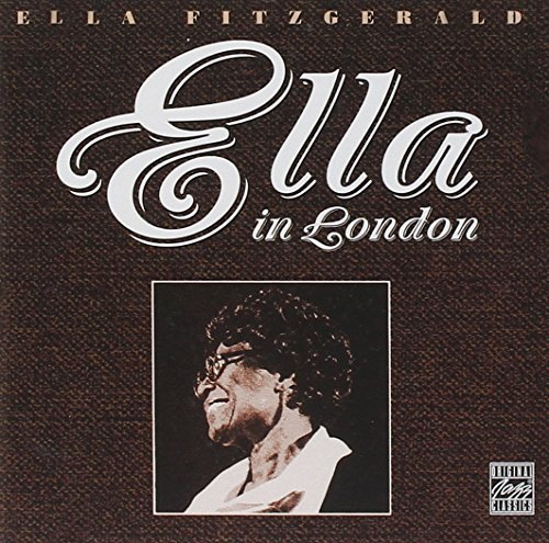 Ella Fitzgerald Ella In London CD R