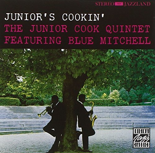 Junior Quintet Cook Junior's Cookin