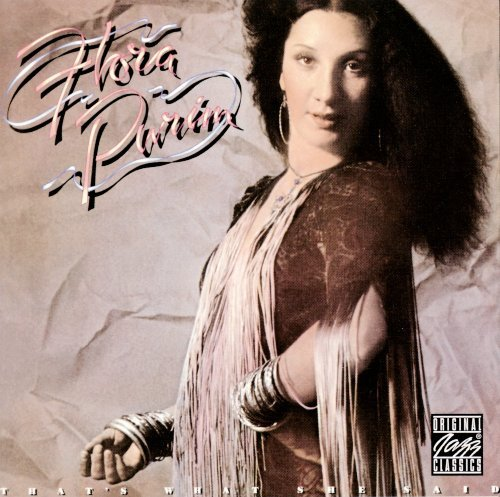Flora Purim That's What She Said