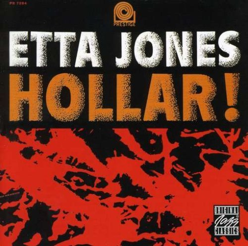 Etta Jones Hollar!