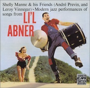 Shelly & His Friends Manne Li'l Abner CD R