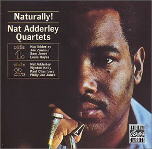Nat Adderley Naturally!