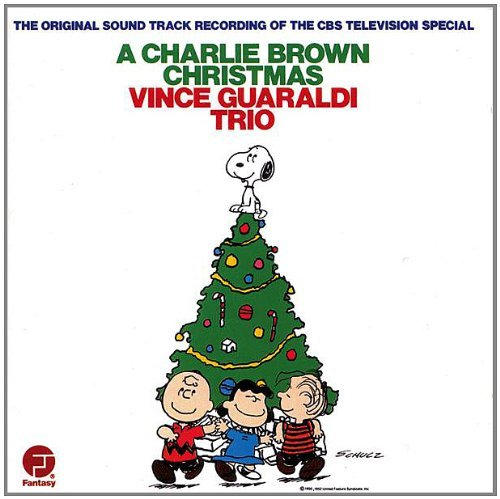 Vince Guaraldi Charlie Brown Christmas Sacd