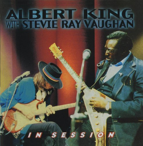 King Vaughan Albert King With Stevie Ray Va