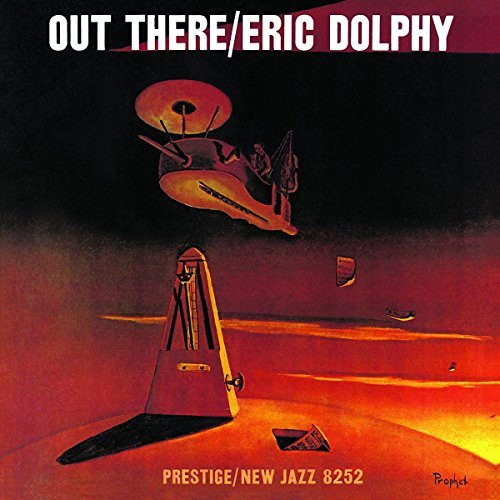 Eric Dolphy Out There Remastered