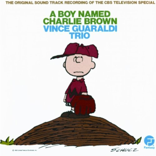Vince Guaraldi Boy Named Charlie Brown